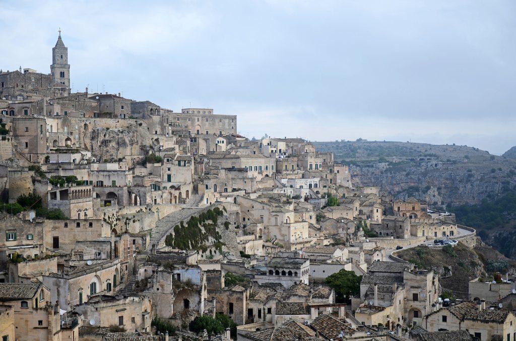 Una valsusina a Matera, Capitale Europea della Cultura
