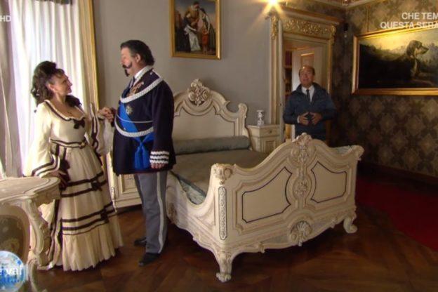 Il gruppo storico reanese è andato in onda su Rai Uno