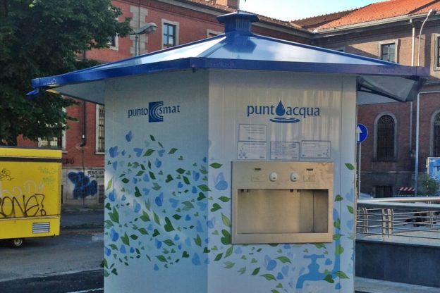 """Bussoleno, punto acqua: da venerdì la """"gasata"""" si paga"""