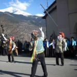 A Giaglione tornano a danzare le spade per San Vincenzo