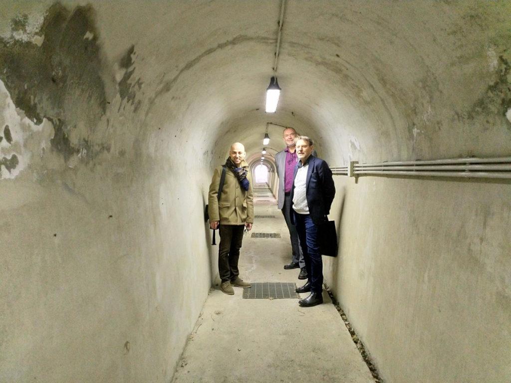 Dalla Svezia ad Avigliana per il Museo del Dinamitificio Nobel