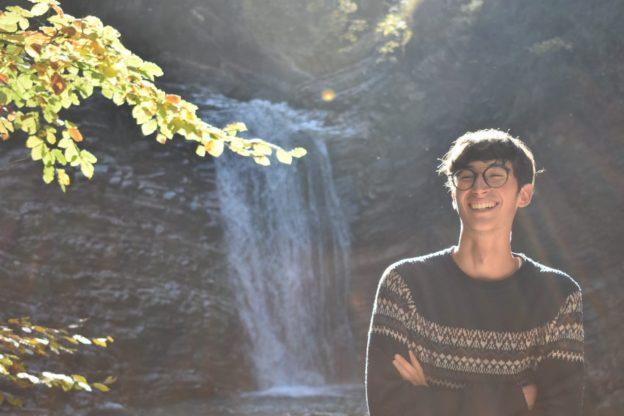 Francesco Fregnan, un pascaliano al Campionato Nazionale di Lingue di Urbino