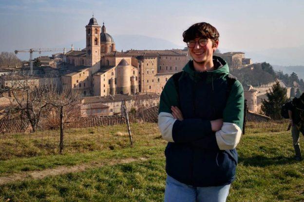 Francesco Fregnan dodicesimo al Campionato Nazionale di Lingue