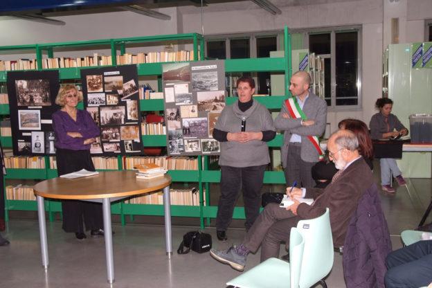 Avigliana, aperto in biblioteca uno spazio dedicato alla memoria e a Levi