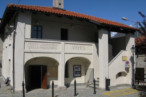 Domenica 24 maggio riapre il Museo Laboratorio della Preistoria di Vaie