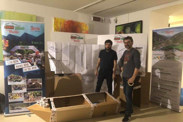 Oulx, la Carton Rapid Race presentata a Sanremo