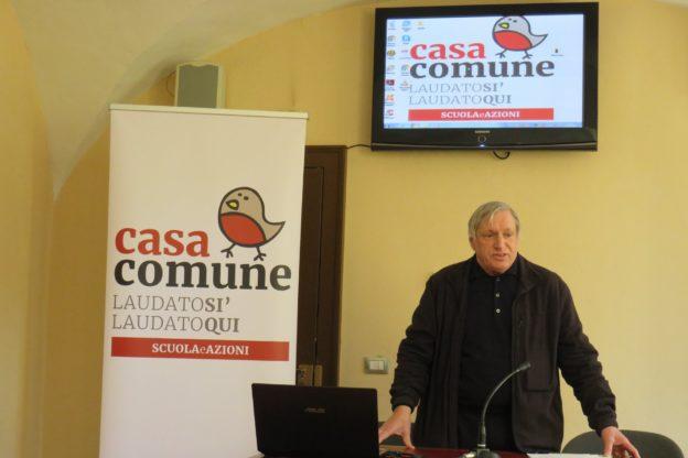 Certosa di Avigliana, Don Ciotti apre la scuola ispirata alla Laudato si'