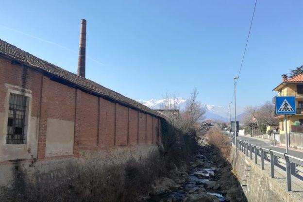 Giaveno, un centro commerciale al posto dell'ex fonderia
