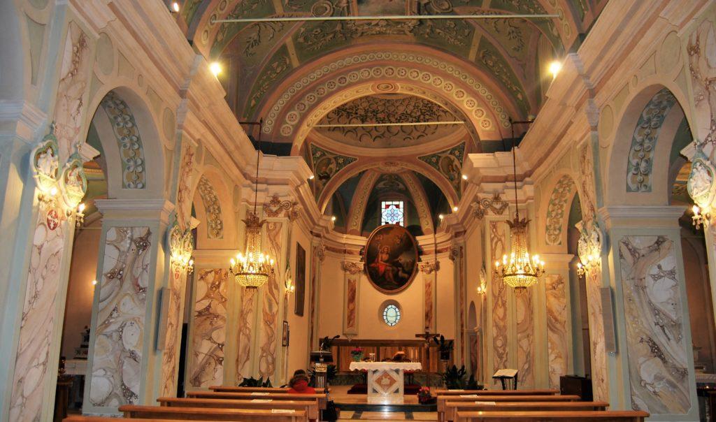 La chiesa di San Giovanni Battista di Valgioie torna all'antico splendore