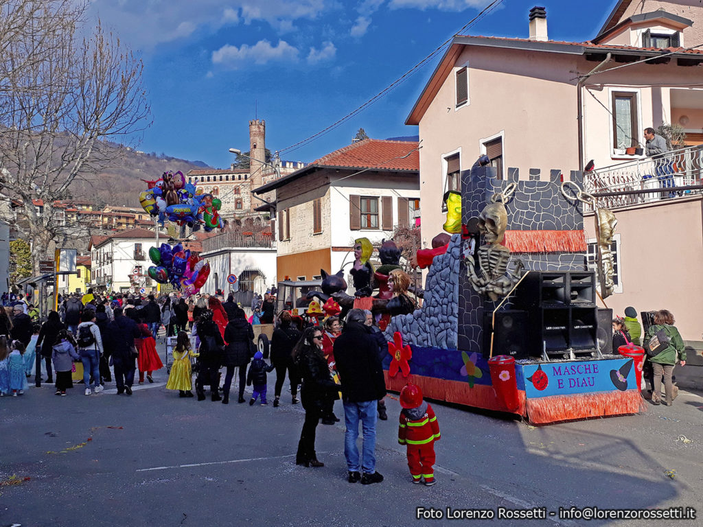 Sabato 2 marzo torna il carnevale ad Almese e Villar Dora