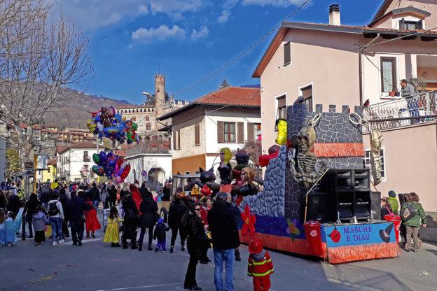 Almese e Villar Dora insieme per il carnevale 2020