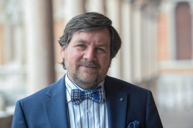 Il climatologo Luca Mercalli a Bussoleno venerdì 22 febbraio