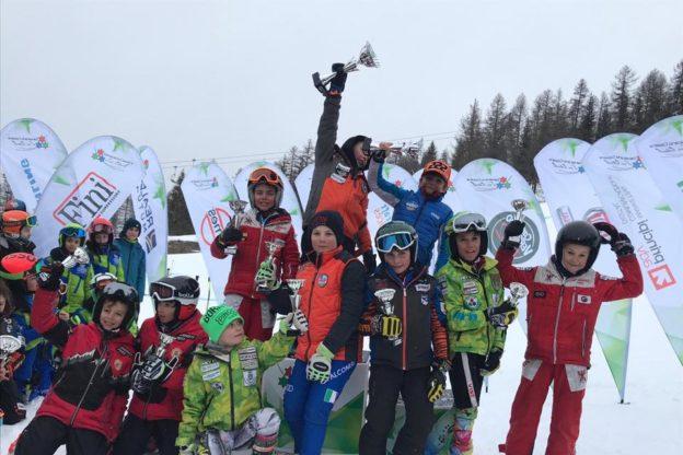 I vincitori delle ultime gare di Sci in Alta Val di Susa