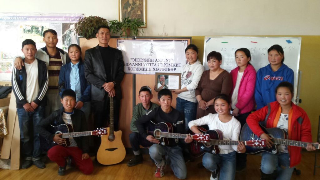 """Valsusa e Mongolia: torna la seconda edizione di """"La musica che unisce"""""""