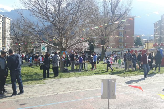 A Susa un fantastico Carnevale dei Bambini con il Gruppo Scout