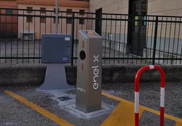 Villar Dora, nuove colonnine per la ricarica delle auto elettriche