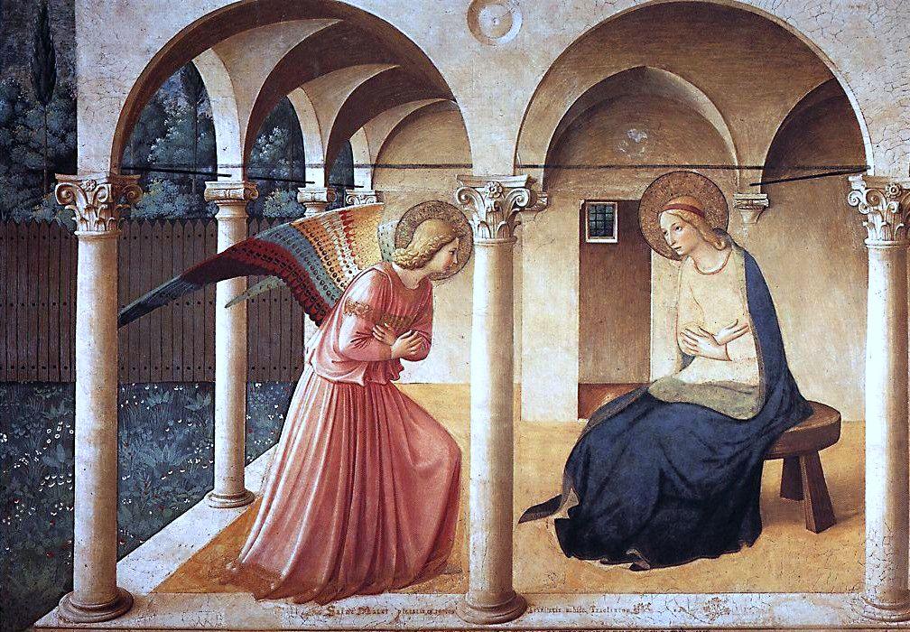 L'Amore dell'Annunciazione, una gioia più forte del dolore
