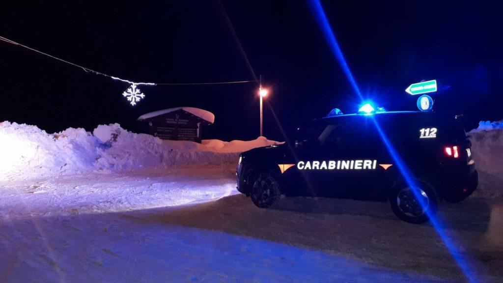 Fine settimana di super lavoro per i Carabinieri in Val di Susa: fioccano le denunce