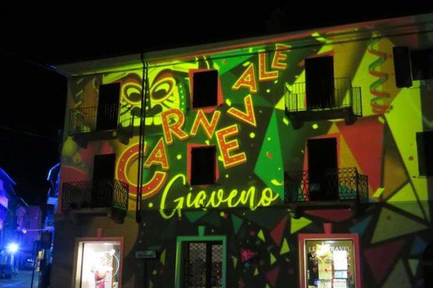 A Giaveno, per il Carnevale, torna il Festival delle Luci