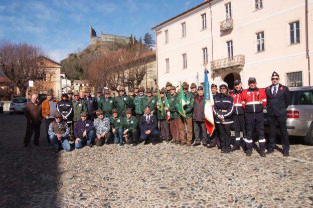 Il Gruppo Alpini di Avigliana ha festeggiato i suoi primi 93 anni di vita