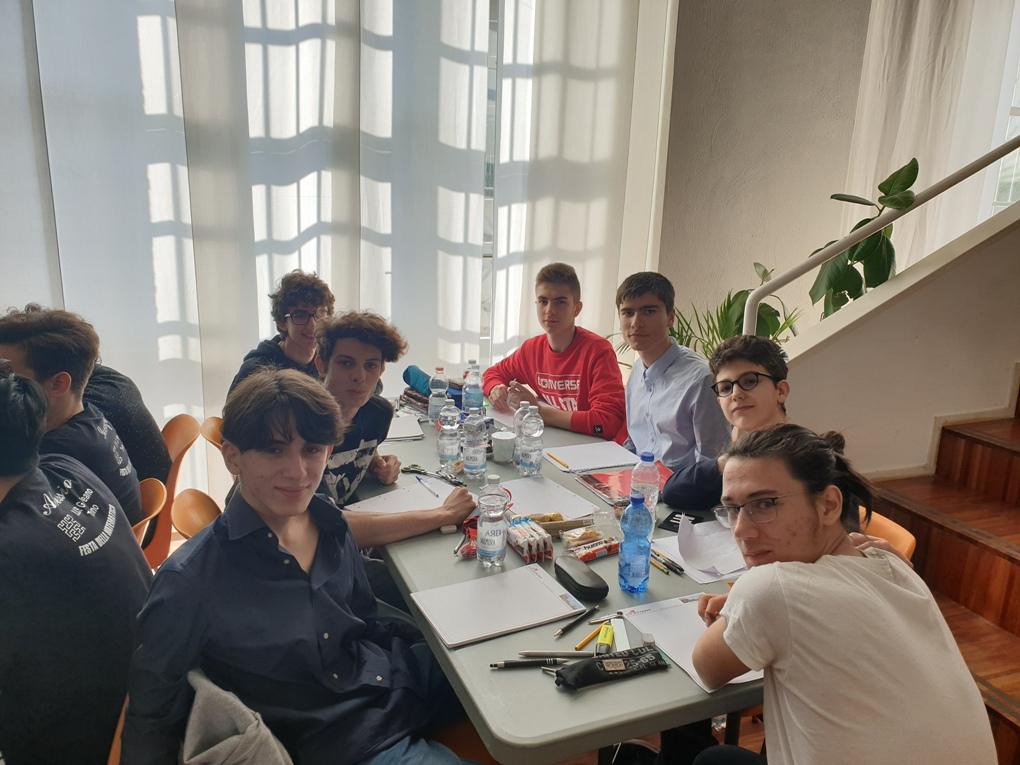 Giaveno, la squadra del Pascal andrà alle finali delle Olimpiadi della Matematica