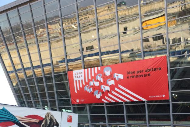 """Torino: Expocasa, """"il salone dell'arredamento e delle idee per abitare"""" all'Oval Lingotto"""