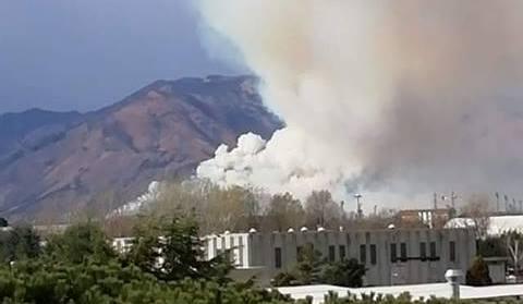 Incendio a Val della Torre: evacuate alcune abitazioni vicine alle fiamme
