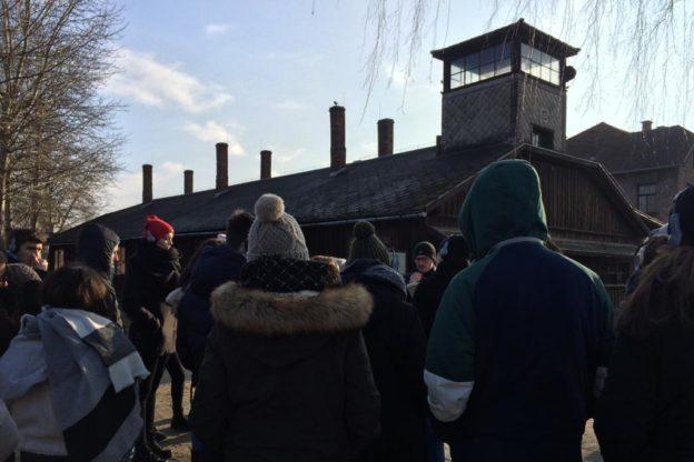 Giaveno, i pascaliani in viaggio nei luoghi dell'orrore nazista