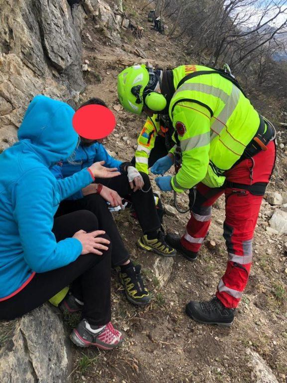 Val di Susa, arrampicatore soccorso a Bussoleno