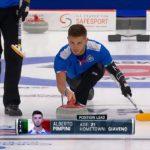 Alberto Pimpini, un ragazzo giavenese ai Mondiali di Curling