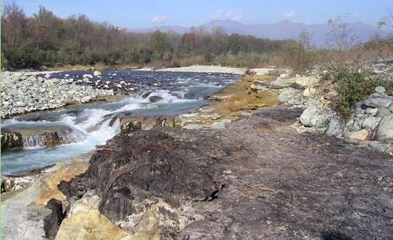 La foresta fossile della Stura di Lanzo e l'oasi dei Gorèt