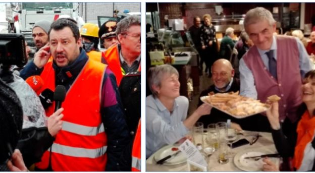 """Salvini boccia il referendum sulla Torino-Lione. Chiamparino: """"I cittadini fanno paura"""""""