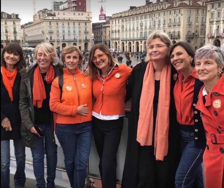 Tav in Valsusa, le Madamin domani di nuovo in piazza a Torino
