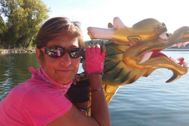 Paola Zaccagni, una Dragonetta che ha sconfitto il cancro al seno