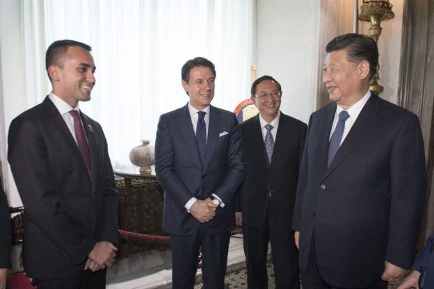 L'Italia sarà il cavallo di Troia della Cina?