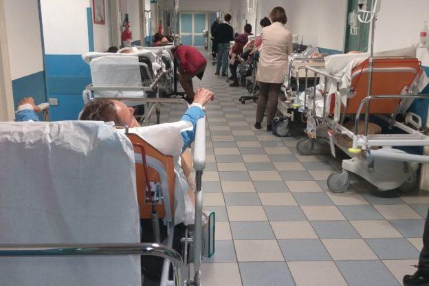 Botta e risposta Batzella- Boraso sul sovraffollamento al pronto soccorso di Susa