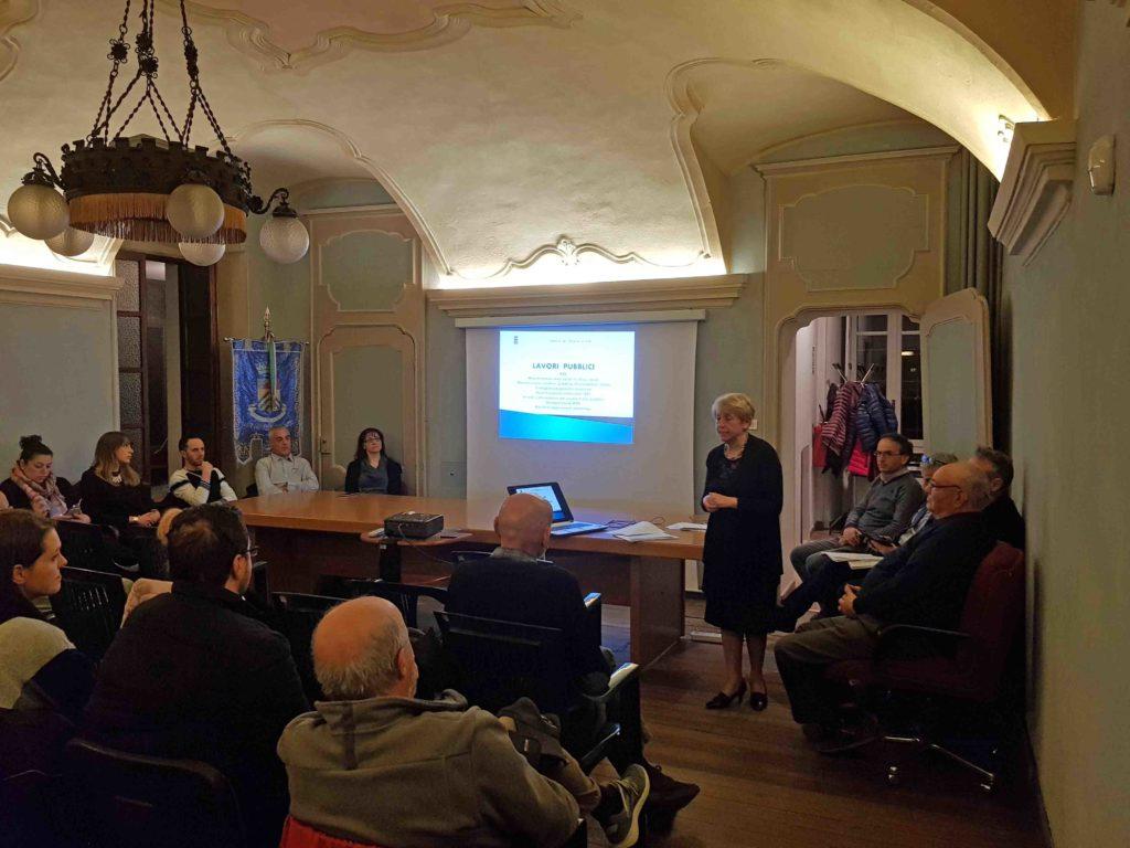 S.Antonino, i cinque anni dell'amministrazione di Susanna Preacco