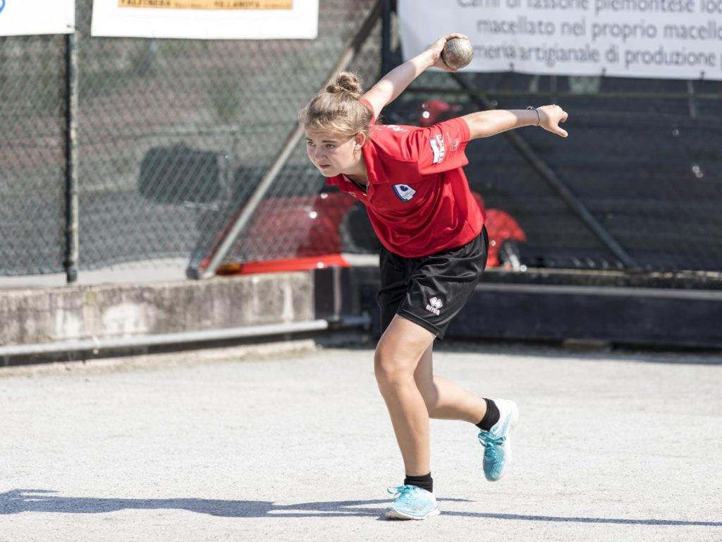 Un asso delle Bocce di livello internazionale: la valsusina Serena Traversa
