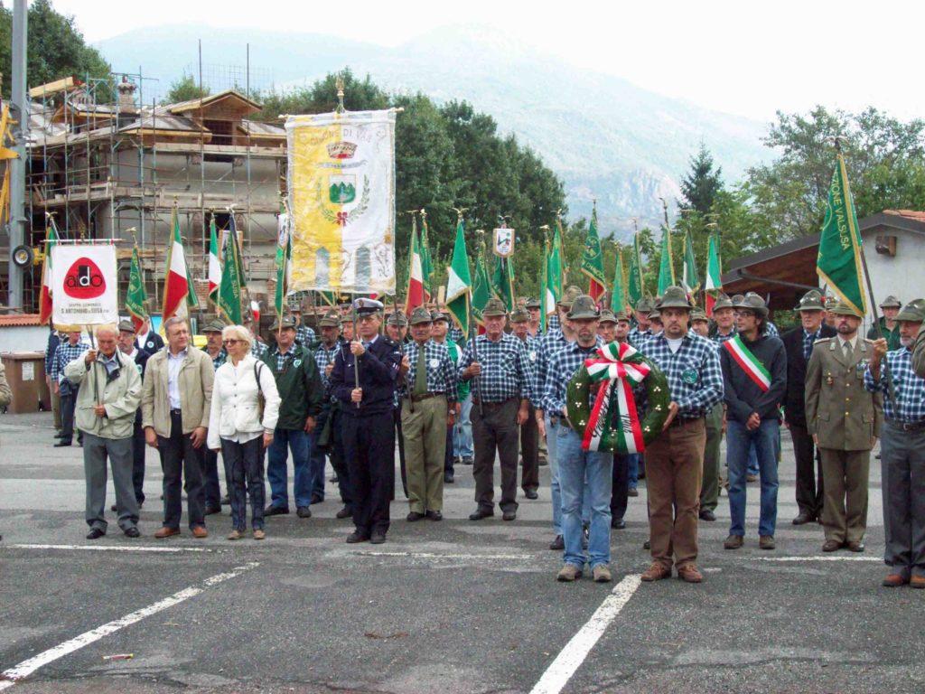 Vaie, i 90 anni del Gruppo Alpini: dal 3 al 5 maggio i festeggiamenti