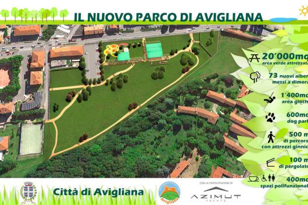 Avigliana, partono finalmente i lavori per il parco dell'Area Riva