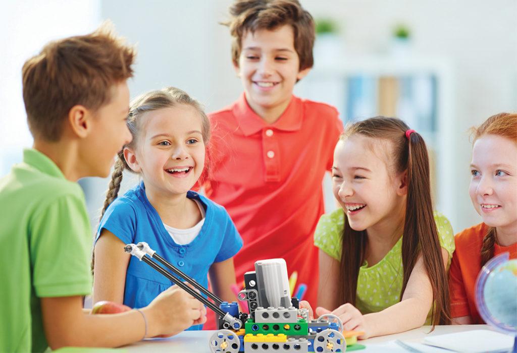 Al Maria Ausiliatrice di Giaveno si impara con i mattoncini Lego