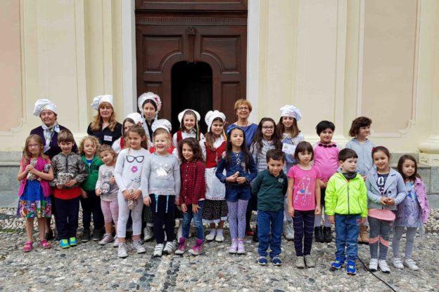 Sagra del Canestrello: il 30 aprile una lezione sul canestrello per i bambini