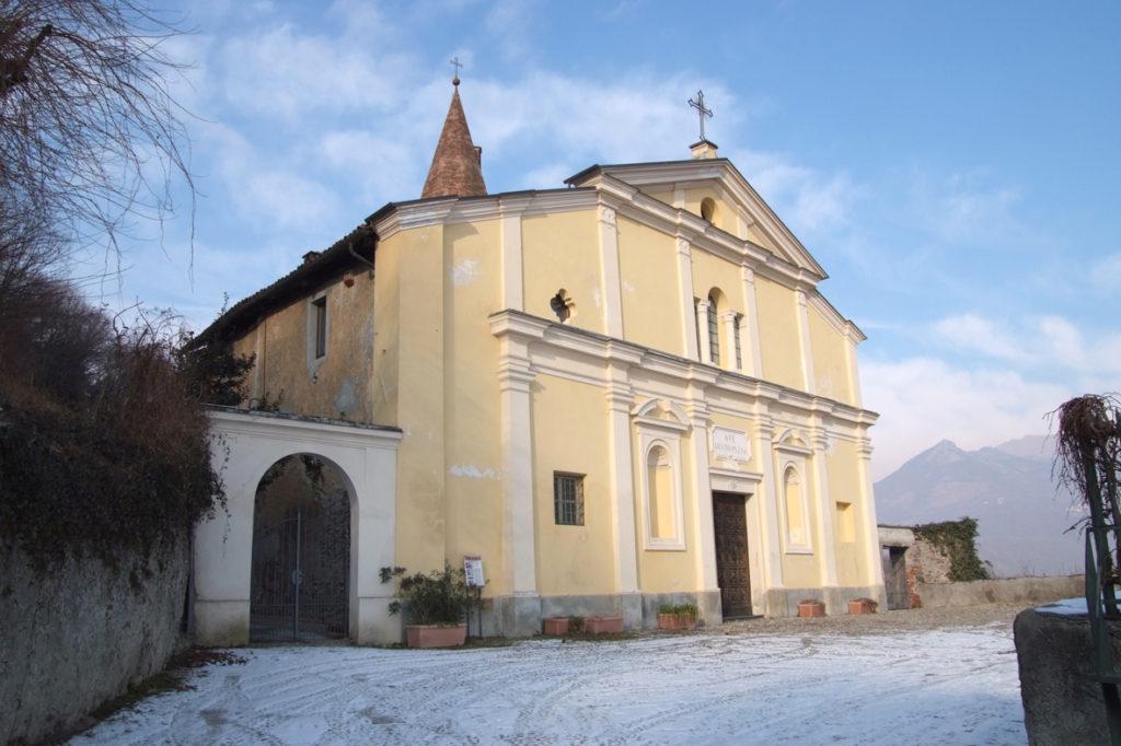 Avigliana, lavori fatti e altri da fare nella chiesa di Santa Maria