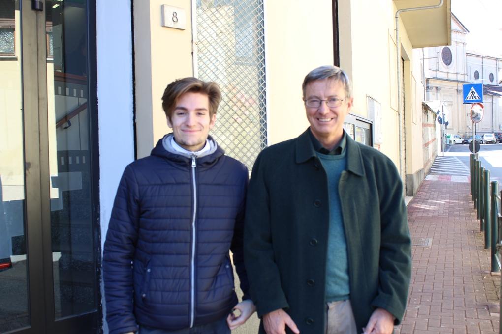 Davide Franco del Pascal di Giaveno è campione regionale di Filosofia