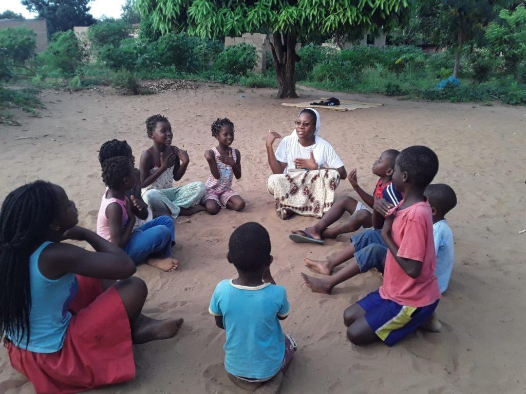 Una Quaresima di Fraternità per partire: Katembe, Mozambico, anno zero