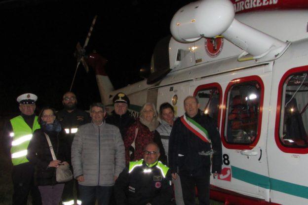 Elisoccorso notturno a Borgone: un nuovo servizio per la Valle di Susa