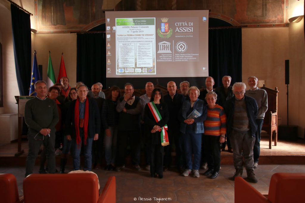 Ama la terra come te stesso: convegno No Tav ad Assisi