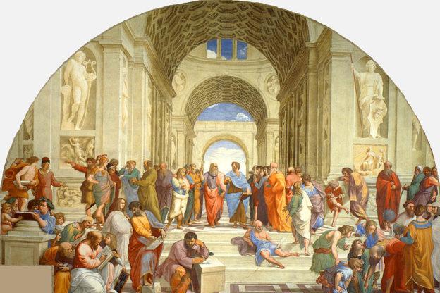 Avigliana, sabato 4 maggio, alla Certosa 1515, si parla di Raffaello