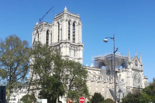 La cattedrale di Notre Dame ferita. Le impressioni di una valsusina a Parigi