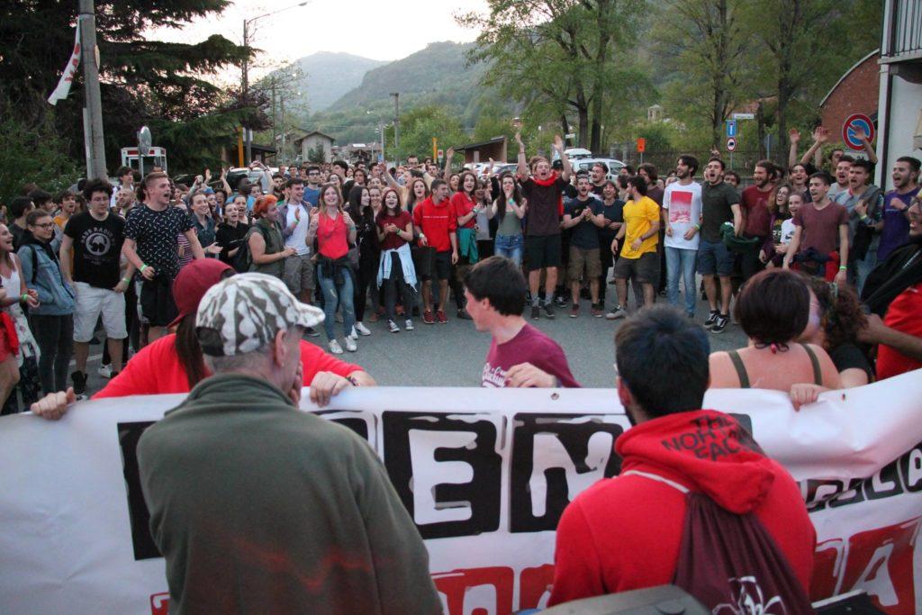 Venaus: l'Arena Alta Felicità ospiterà Rebel Camp